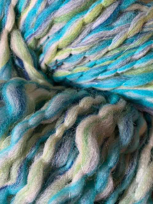 "Kraemer Yarns Bear Creek ""Kiwi Ice"" 1814"