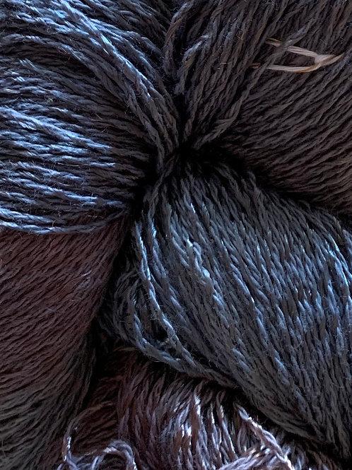 "Blue Heron Cotton & Rayon Twist Lace ""Soft Clay"""