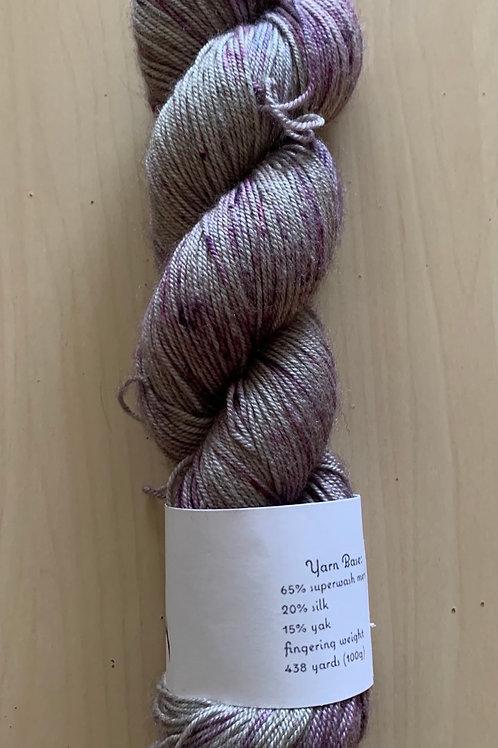 "Tiny Owl Yarn Yak ""Purple"""