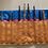 Thumbnail: Laurel Hill Mixed Exotic Wood Crochet Hook Set