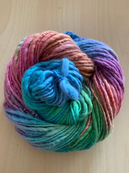 "Great Adirondack Yarn Co. Cotton Homespun ""Opals"""
