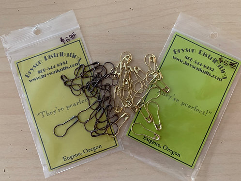 Bryson Pear Shaped Stitch Markers