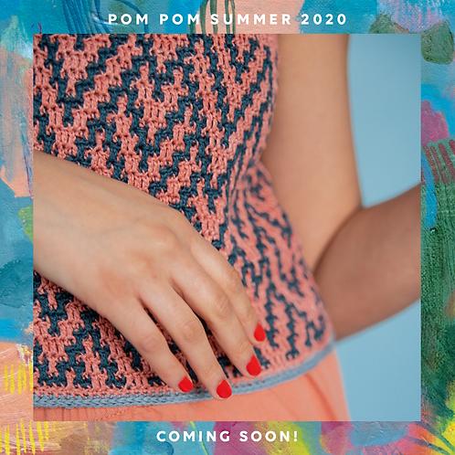 PomPom Quarterly Summer 2020
