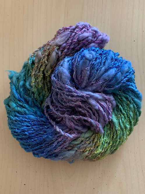 "Great Adirondack Yarn Co. Twinkles ""Nantucket Blue"""