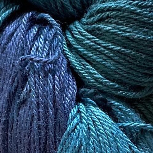"Blue Heron Bamboo/Organic Cotton ""Storm Cloud"""
