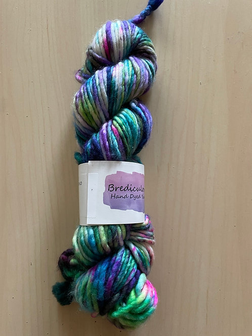 """Brediculous Yarns Granny Singles """"Butterfly Effect"""""""