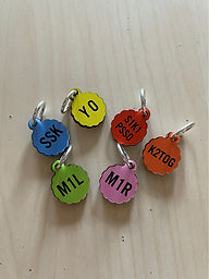 7th Floor Yarn Directional Markers