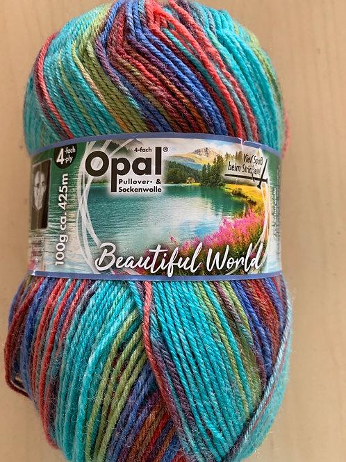 Opal Beautiful World Naturgemälde