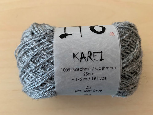 "ITO Karei ""Light Gray"" 807"