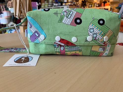 "Rock Solid Designs Kellie Bag Small ""Campers"""