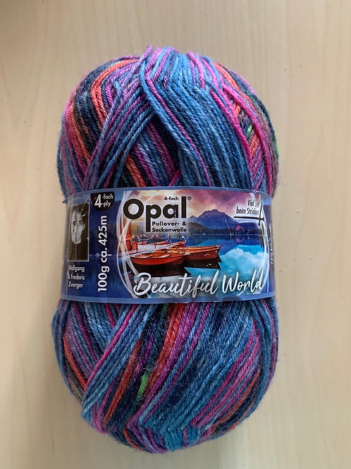 Opal Beautiful World Windgedicht