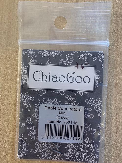 ChiaoGoo Cable Connectors Mini