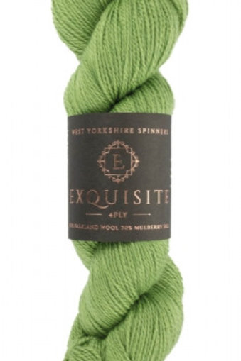 """West Yorkshire Spinners Exquisite 4ply """"Eden"""""""