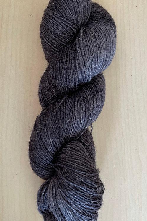 """ColorWae Fiber Arts Sturdy Sock """"New Moon"""""""