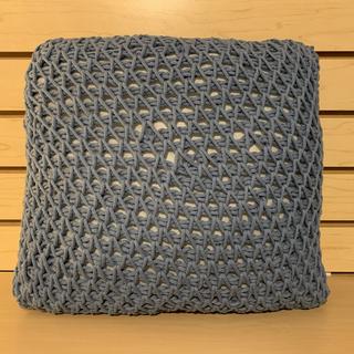 Tunisian Throw Pillow