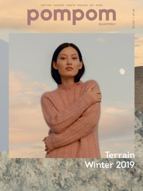 PomPom Quarterly Issue 31: Winter 2019
