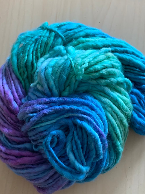 "Great Adirondack Yarn Co. Cotton Homespun ""Hydrangea"""