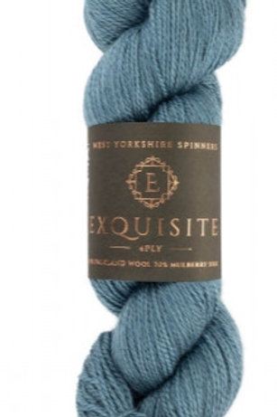 """West Yorkshire Spinners Exquisite 4ply """"Kensington"""""""