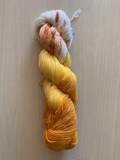 """Snallygaster Hamal Plush Sock """"Ginger Newt"""""""