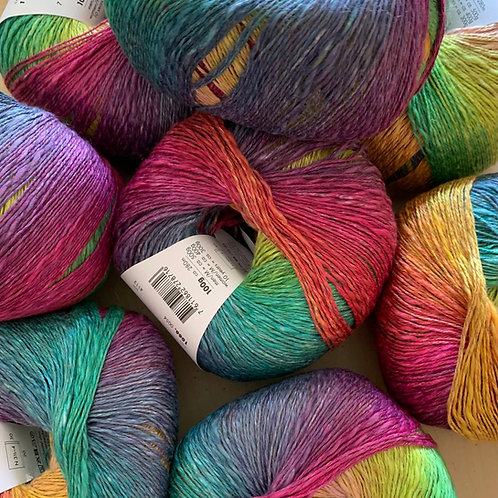 Lang Yarns Linello Colorway 54