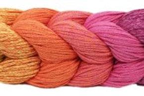 "Mondial Treccia  ""Yellow/Orange/Purple"" 607"