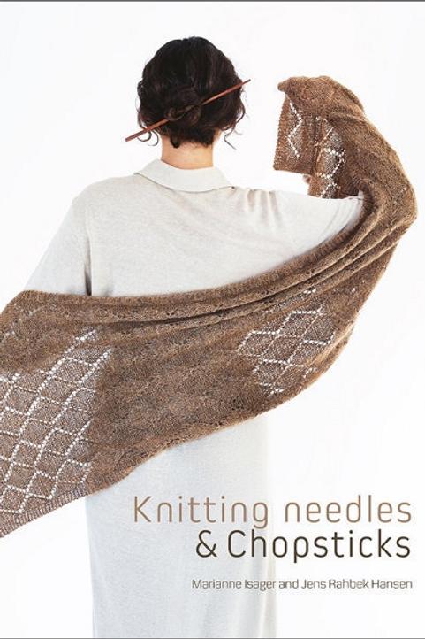 """Knitting Needles & Chopsticks"" by Marianne Isager & Jens Rahbek Hansert"
