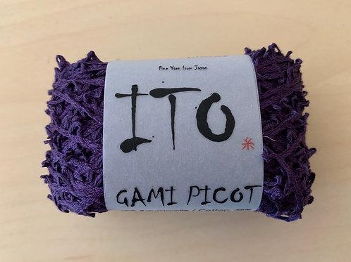 """ITO Gami Picot """"Blackberry"""" 048"""