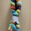 "Thumbnail: Tiny Owl Yarn Rambouillet Top ""Rainbow"""