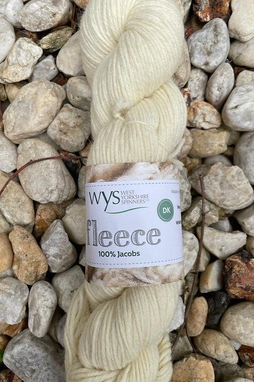"West Yorkshire Spinners Fleece Jacobs DK ""Ecru"""