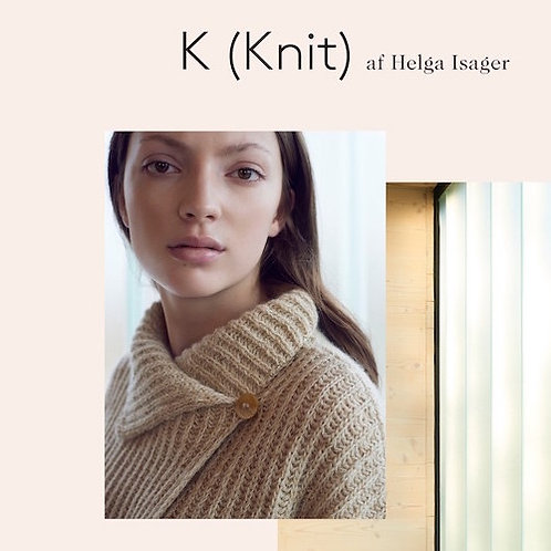 K(Knit) by Helga Isager