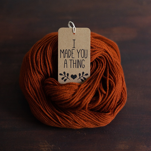 ADknits I Made You A Thing gift tags