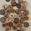 Thumbnail: Favour Valley Loose Medium Wood Buttons