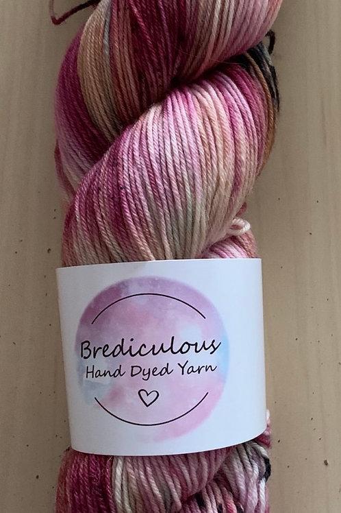 "Brediculous Addy Socks ""Passionate Purple"""