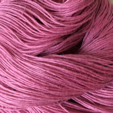"Lucci Yarn Linen ""Rose Pink"""