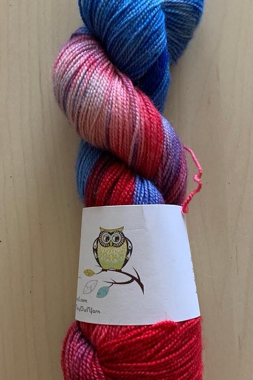 """Tiny Owl Yarn Bailey """"Captain"""""""