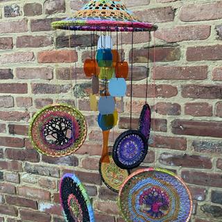 Tree Mandala Mobile