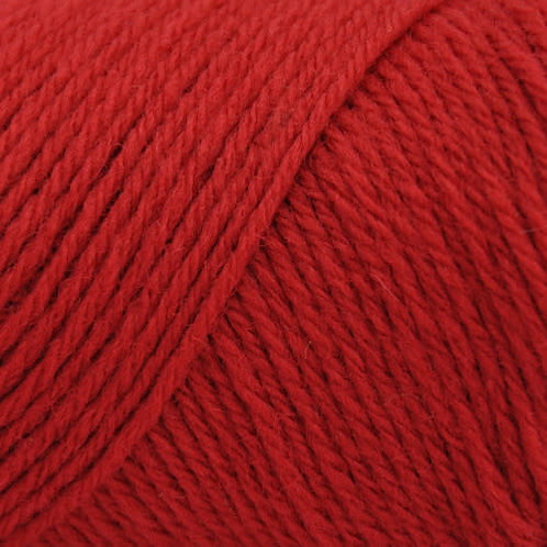 """Brown Sheep Company Wildfoote Sock Yarn """"Blue Blood Red"""" 26"""
