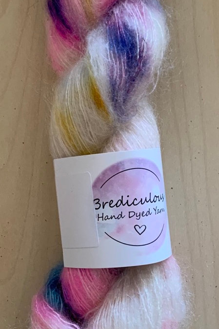 "Brediculous Mohair Lace ""Spark!"""