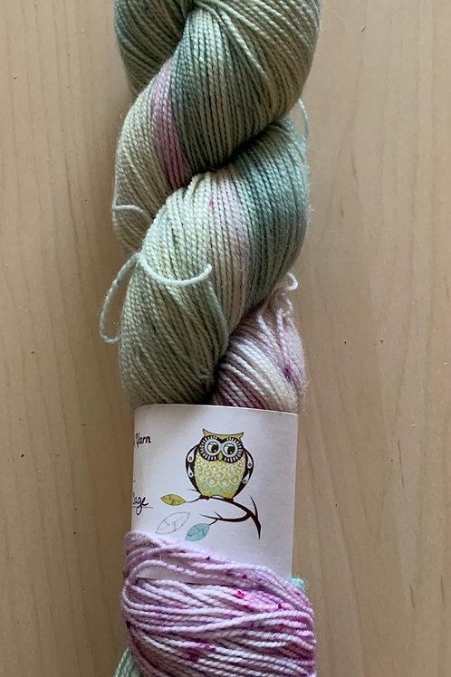 "Tiny Owl Yarn Bailey ""Purple Sage"""