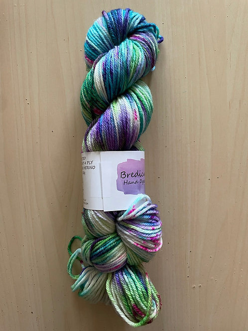 """Brediculous Yarns Aubs Worsted """"Butterfly Effect"""""""
