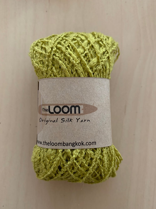"The Loom Piega 100% Hemp ""Napa Cabbage"" 09"