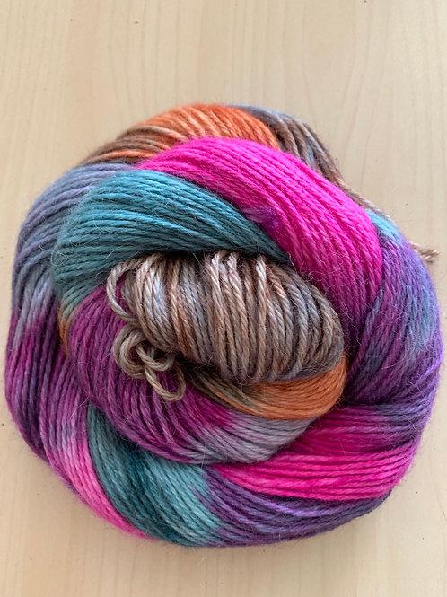 "The Alpaca Yarn Company Paca Paints ""Desert Sunset"""