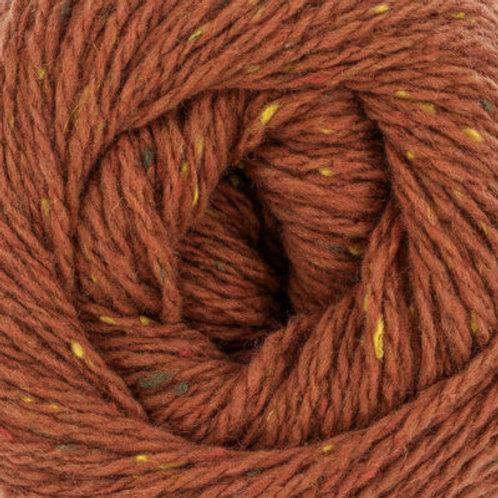 "Cascade Aegean Tweed ""Ginger"" 18"