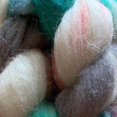 "Tiny Owl Yarn Marshmallow Blend Fiber ""Macarons"""