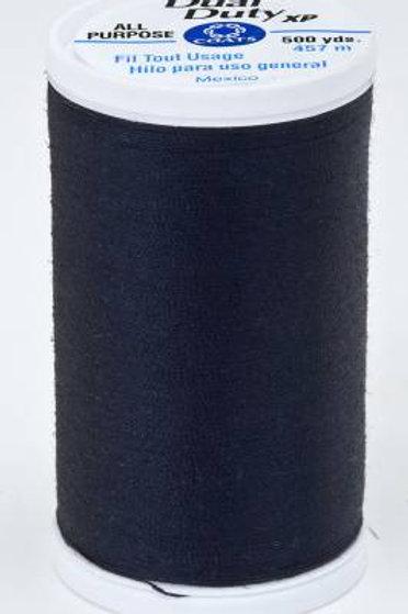 Dual Duty XP Polyester Thread 500yds Navy