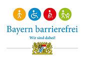 Signet Bayern barrierefrei. Wir sind dab