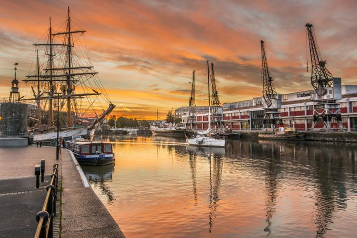 268 Bristol Sunrise 2 - Philip Clark.jpe
