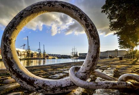 423 - Magic Hour on the Docks - James Co