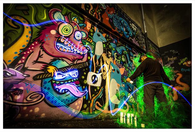 Rich Perrin - 01 Light Graffiti - lo res
