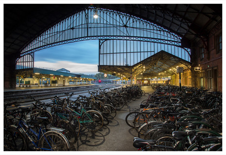 Andy Coffin - Temple Meads Station 2 - C
